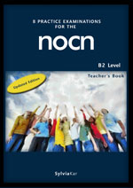 Sylvia Kar Publications - 8 Practice Examinations for the NOCN B2 Level