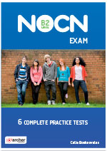 Archer Editions - NOCN EXAM - Level B2